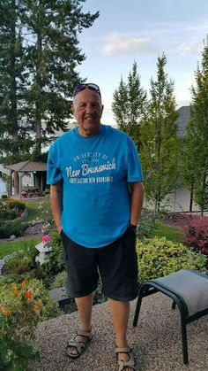 Carl Stymiest - Aug 2015 Vernon BC