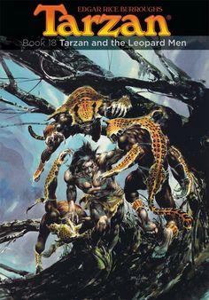 Tarzan Covers by Neal Adams and Boris Vallejo – Catspaw Dynamics Superman, Batman, Fantasy Images, Dark Fantasy Art, Xmen, Tarzan Book, Tarzan Series, Cyberpunk, Tarzan Of The Apes