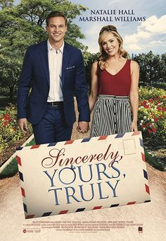 ~Sincerely, Yours, Truly~ assistir online dublado 2019 Marshall Williams, Películas Hallmark, New Hallmark Movies, Hallmark Channel, Family Christmas Movies, Family Movies, Love Movie, Movie Tv, Hallmark Romantic Movies