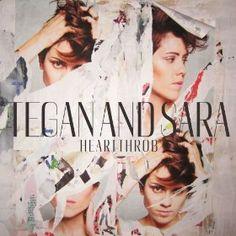 Tegan and Sara, Heartthrob. I love Tegan and Sara Tegan And Sara, David Guetta, Neil Young, Kelly Clarkson, Grey's Anatomy, Drag Music, Rock Music, Trauma, Musica