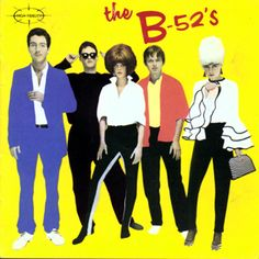 The B-52's, 'The B-52's' - 500 Greatest Albums of All Time