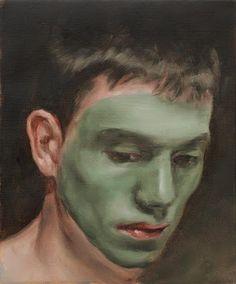 '' Hornet '' , 2008, Michael Borremans (born in 1963 in Geraardsbergen, East Flanders) is a Belgian painter and filmmaker who lives and works in Ghent.