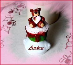 Decora tu galleta by Alondracreacion Osito Amoroso San Valentín