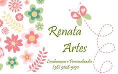 RENATA ARTES LEMBRANCINHAS E PERSONALIZADOS