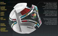 Tango 12, la pelota oficial de Adidas para la Eurocopa 2012.