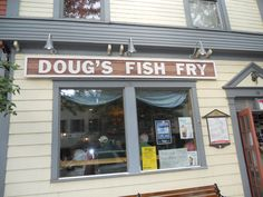 If you haven't tried their Fish & Chips, you have got to do so! Located in Skaneateles, NY