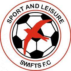 Sport & Leisure Swifts F. British Football, Astros Logo, Club, Football Team, Team Logo, Logos, Sports, Badges, Crests