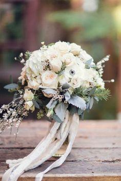 Beautiful bridal bouquet - Jennifer Fujikawa Photography