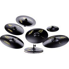 Paiste: Cymbals