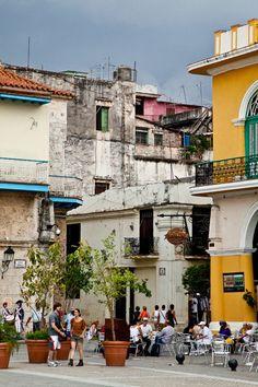 Plaza Vieja - Havana - Cuba