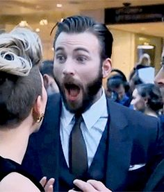 ok but if scarlett johansson was standing in front of me i would react the same way