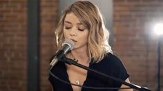 WOW @therealsarahhyland you and @boyceavenue did such an amazing job! Thank you guys one final cover to rule them all