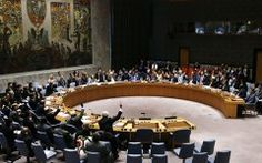 Russia has introduced in the security Council of the UN alternative draft resolution on Syria