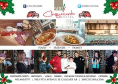 Birthday Lunch, Branding, Holidays And Events, Calgary, Live Music, Corporate Events, Friends Family, Catering, Brunch