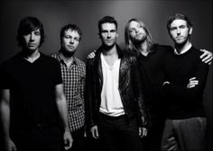 Maroon 5: I really enjoyed their new album...even though I have to listen to it on itunes or spotify...still bitter about my car cd player dying! lol