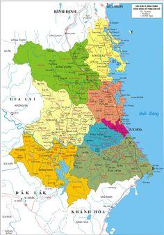 (phuyennay) - Tổng quan tỉnh Phú Yên