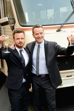 The 'Breaking Bad' cast is much better-looking than you think.