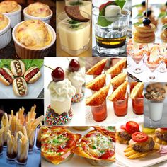party mini food -