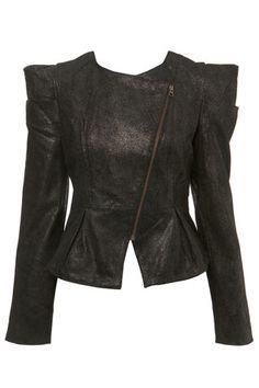 Futuristic Fashion   Futuristic tailored outer jacket.