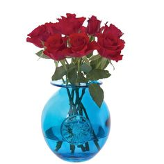 Dartington Flower Globe Vase ($38) ❤ liked on Polyvore featuring home, home decor, flowers, vase, turquoise, turquoise home decor, glass home decor, turquoise home accessories, dartington crystal and glass globe
