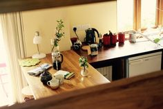 self-catering barn sleeping 4 overlooking the Black Mountains, set in 48 acres of hillside and woodland, Garn Farm provides the perfect escape. Table Settings, Barn, Kitchen, Converted Barn, Cooking, Kitchens, Place Settings, Cuisine, Barns