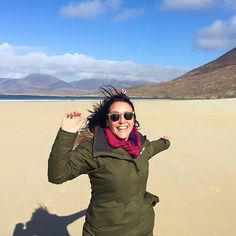 In March 2017 Graham and I, along with our friends Jo and Michael, flew to Harris in the Outer Hebrides to join our friends John and Maria at a stunning holida Isle Of Harris, Outer Hebrides, Photo Story, About Me Blog, Happiness, Beach, Bonheur, Seaside, Happy