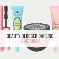 Enter the Blogger Darling Giveaway hosted by @iConnectIM! Ends 4/4/16