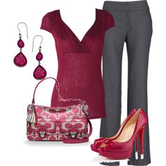 """Lacey"" by mhuffman1282 on Polyvore"