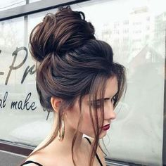 hair looks hairstyles \ hair looks . hair looks hairstyles . hair looks color . hair looks medium . hair looks 2020 . hair looks hairstyles medium lengths . hair looks for prom . hair looks curly Prom Hairstyles For Short Hair, Up Hairstyles, Hairstyle Ideas, Pretty Hairstyles, Perfect Hairstyle, Holiday Hairstyles, Long Haircuts, Everyday Hairstyles, Asymmetrical Hairstyles