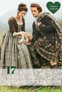 From Classics to Historical Fiction and Romance to Time-Travel novels, there is something on this list for every Outlander fan! Find the best books to get you through Droughtlander!