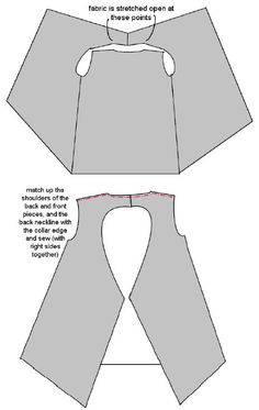 How to make a wrap cardigan
