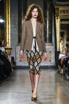 Blugirl Ready To Wear Fall/ Winter 2015 Milan - NOWFASHION