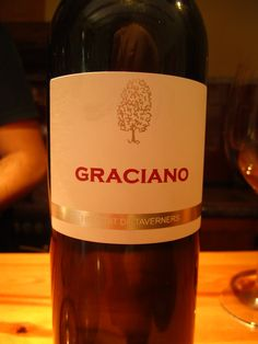 Just enjoyed one a bottle of Graciano '08 from Heretat de Taverners, picked up during a trip to Valencia, Spain.  I have seen some of this winery's goods state-side... if you see one, buy it!