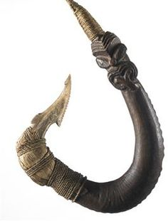 Gift of the New Zealand Government, Te Papa Polynesian People, Polynesian Art, Maori Art, Kiwiana, Bone Carving, Ocean Art, Fish Hook, Tribal Art, Art Blog