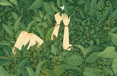 Green on Behance