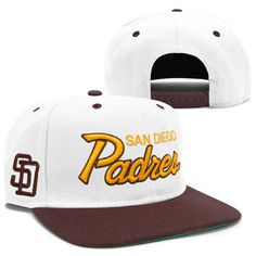 new product a36d0 42d9c San Diego Padres Cooperstown Snapback Adjustable Cap by Nike - MLB.com Shop San  Diego