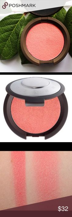 Becca Luminous Shimmering Blush Snapdragon Coral New in box 100% authentic from Sephora! $34+tax. Coral color blush with subtle golden sheen Features multi-dimensional, versatile blushes to create a subtle, shimmering flush. Designed to flatter all skintones, with the right balance of color and light. Wear alone for subtle blushed luminosity, or as a blush topper layered on top of matte blush for an added pop of radiance.   WITHOUT:  -Parabens  -Sulfates BECCA Makeup Blush