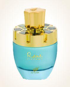 Afnan Rare Tiffany parfémová voda 100 ml Tiffany, Caramel, The 100, Perfume Bottles, Floral, Fragrance, Sticky Toffee, Candy, Flowers