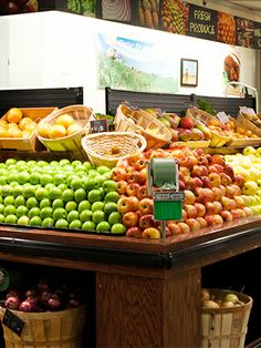 How to cut your grocery bill in HALF (photo courtesy of Elizabeth Street)
