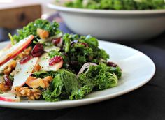Apple & Kale Salad