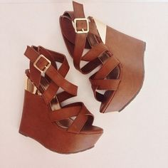 These shoes would be perfect in Spring/summer and fall/winter. Just add socks for a pop of color and warmth.