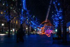 Visual Storytelling: London Lights #Travel