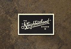 the neighborhood studio