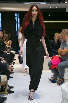 Sonia Rykiel Ready To Wear Spring Summer 2015 Paris