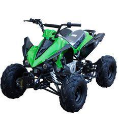 Mönkijä 110cc, vihreä; GXT GA004(110ST) | Rellunkulma.fi verkkokauppa