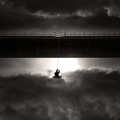 23-Year-Old's Hauntingly Surreal Photo Manipulations - My Modern Metropolis