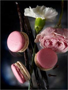 Macaron Pierre Herme, France - Collection Les Jardins