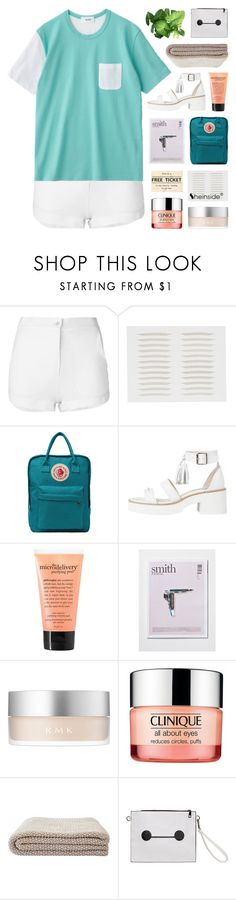"""""""we're all the same under here"""" by kristen-gregory-sexy-sports-babe ❤ liked on Polyvore featuring Eleventy, philosophy, RMK, Clinique, modern and melsunicorns"""