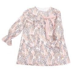 Vestido estampado EVE Eve Children, Tunic Tops, Dresses With Sleeves, Blouse, Long Sleeve, American Girl, Women, Fashion, Patterned Dress