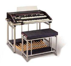 The New Mac Daddy...(Hammond B3 P Portable Pro Organ)